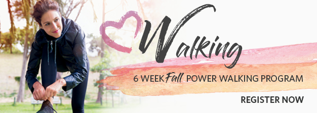 6 Week Fall Power Walking Program